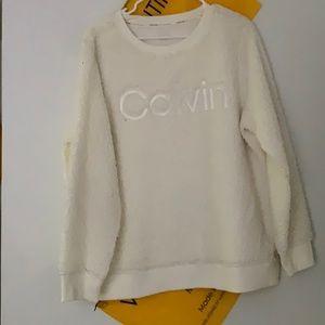 calvin klein fizzy sweater